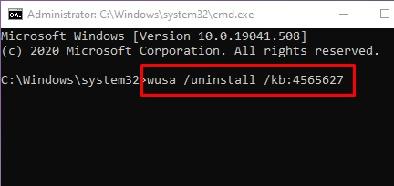 Sleep Mode issues on Windows 10