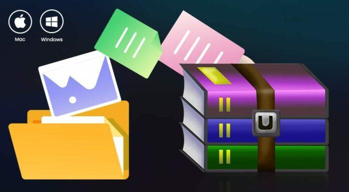 Opening RAR File