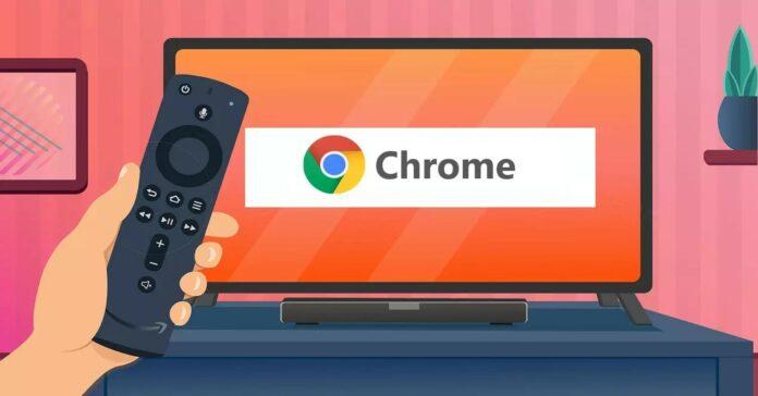 Chrome on Fire TV Stick