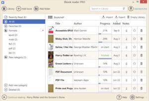Epub Readers for Windows